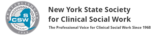 Dr. Lois Horowitz, New York State Society for Clinical Social Work